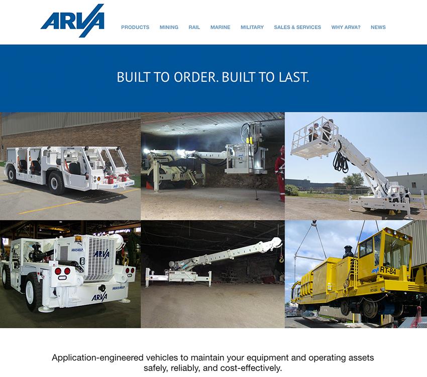 ARVA WEB